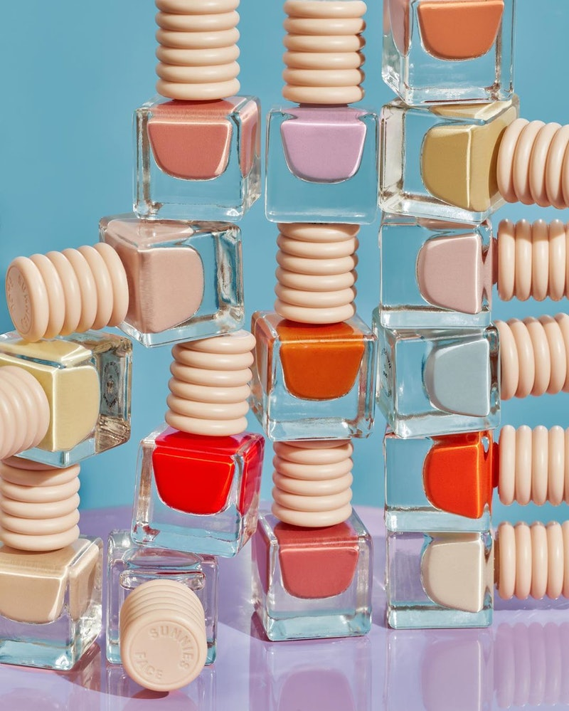 Sunnies Face's new Play Paint nail polish collection is bound to be as popular as its Fluffmatte lipsticks