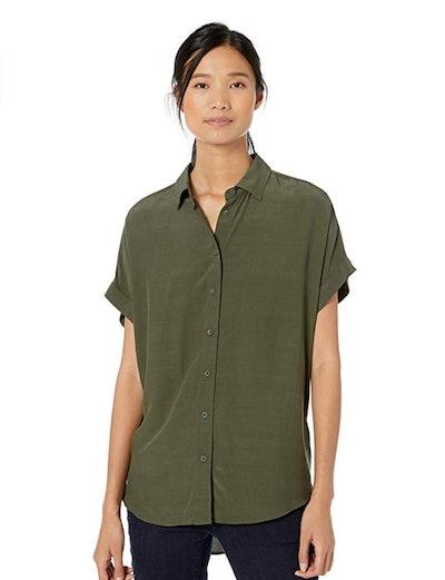 Goodthreads Viscose Short-Sleeve Shirt
