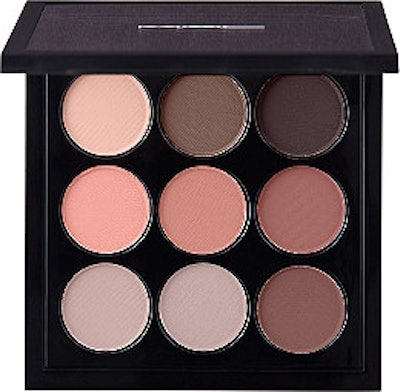 Eyeshadow X 9 - Dusky Rose