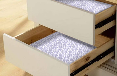 SCENTORINI Lavender Scented Drawer Liners (6 Sheets)