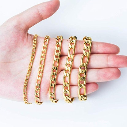 Monily Chain Necklace