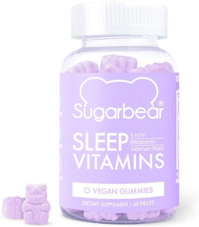 Sugarbear Sleep Vegan Gummy Vitamins (60-Count)