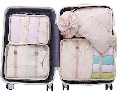 OEE Luggage Packing Organizers