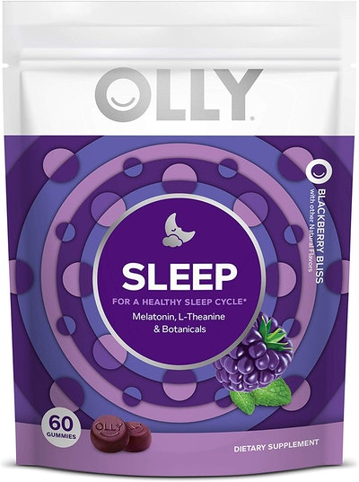 Olly Sleep Melatonin Gummies (50-Count)