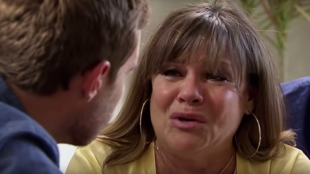 """Peter's Mom's """"Bring Her Home"""" Speech On 'The Bachelor'"""