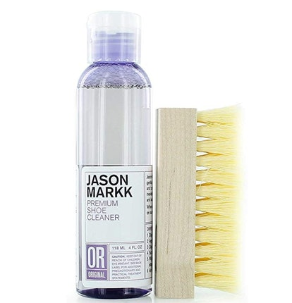 Jason Markk Premium Shoe Cleaner Brush And Solution