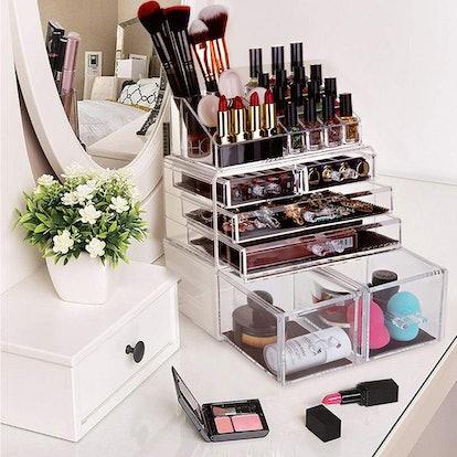 HBlife Acrylic Cosmetic Organizer