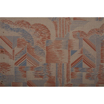 French Art Deco Wallpaper Sample