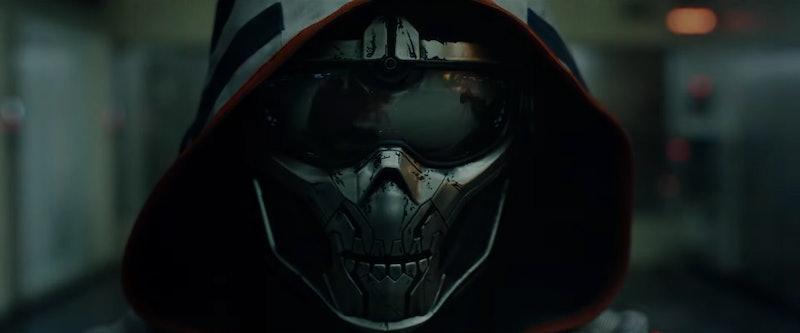 Taskmaster 'Black Widow'