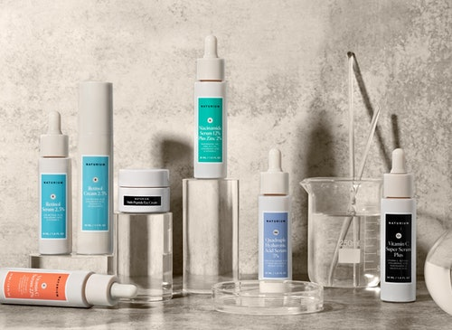 Naturium is one of seven affordable skincare brands similar to The Ordinary