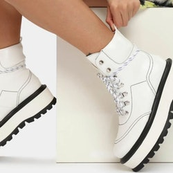 All the ways you can wear platform shoes in 2020