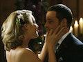 Izzie & Karev share a romantic moment on 'Grey's Anatomy.'