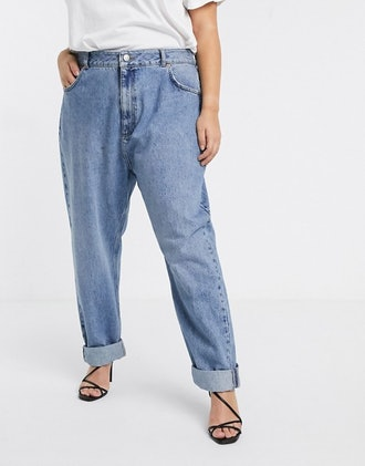 Slouchy Mom Jeans