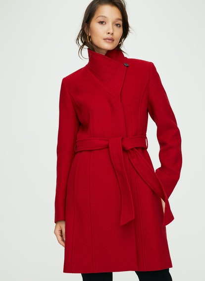 Connor Wool Coat