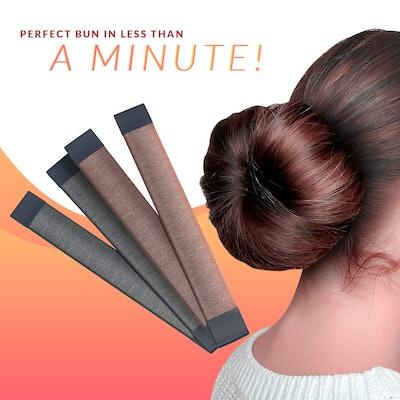 Andlane French Twist Hair Fold Wrap Snap