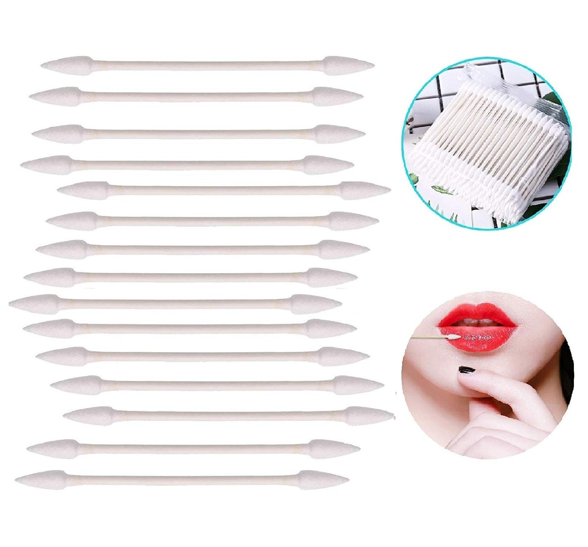 Rayhee Cotton Swabs (800 Pieces)