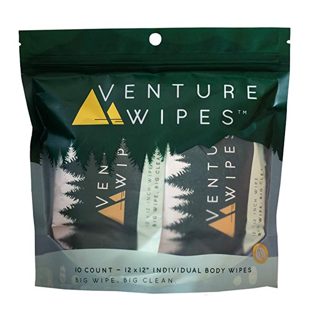 Venture Wipes Body Wipes (10 Count)