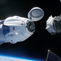 SpaceX will take 3 space tourists in a historic mission to the ISS