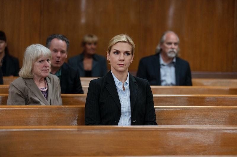 Rhea Seehorn as Kim Wexler in Better Call Saul Season 5