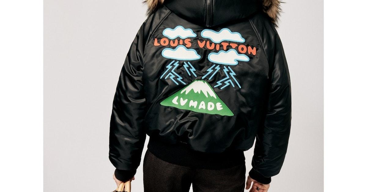 Virgil Abloh brings in the gawd Nigo for stellar Louis Vuitton collection