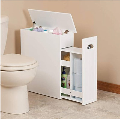 OakRidge Slim Bathroom Storage Cabinet