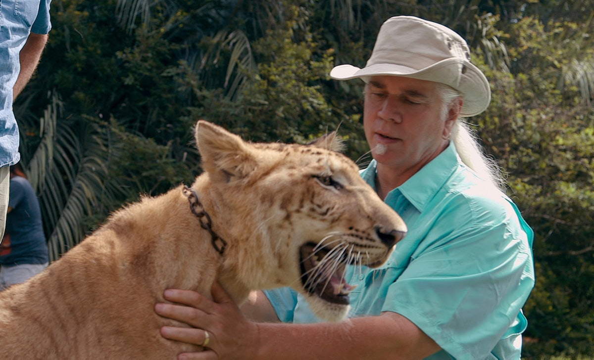 Doc Antle had a long response to 'Tiger King's portrayal of him.