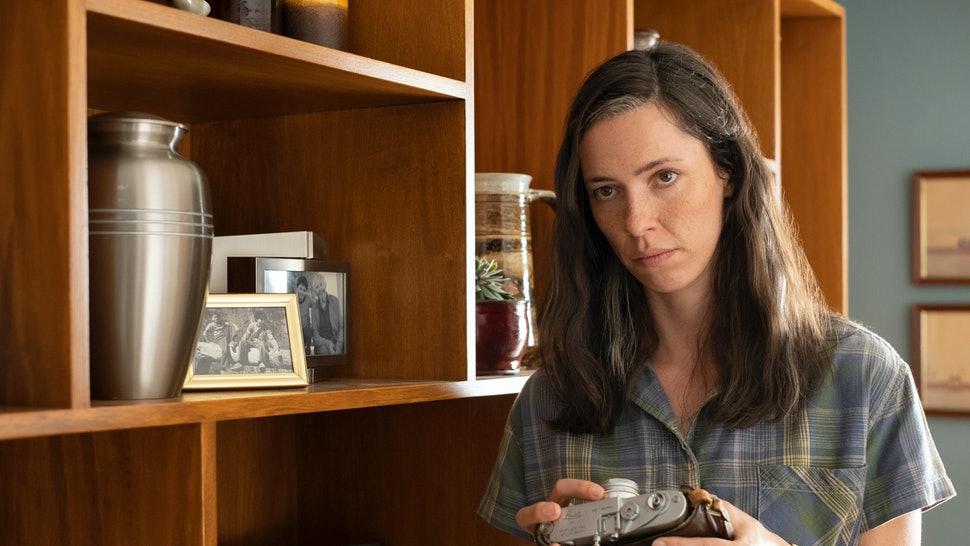 Rebecca Hall as Loretta in Tales from the Loop