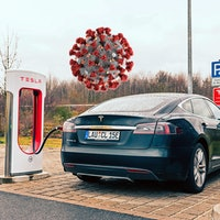 Global crisis could be bad news for electric car companies like Tesla