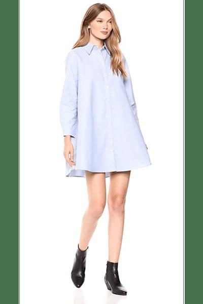 BB Dakota Cleans Up Well Shirt Dress