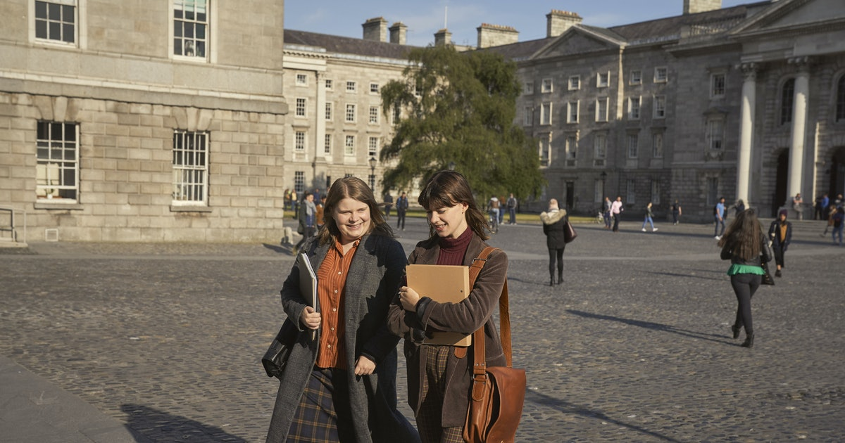 The Beautiful College Seen On 'Normal People' Is Open To The Public