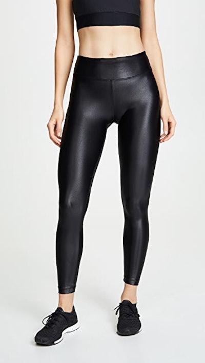 Koral Activewear Shiny Metallic Active Legging