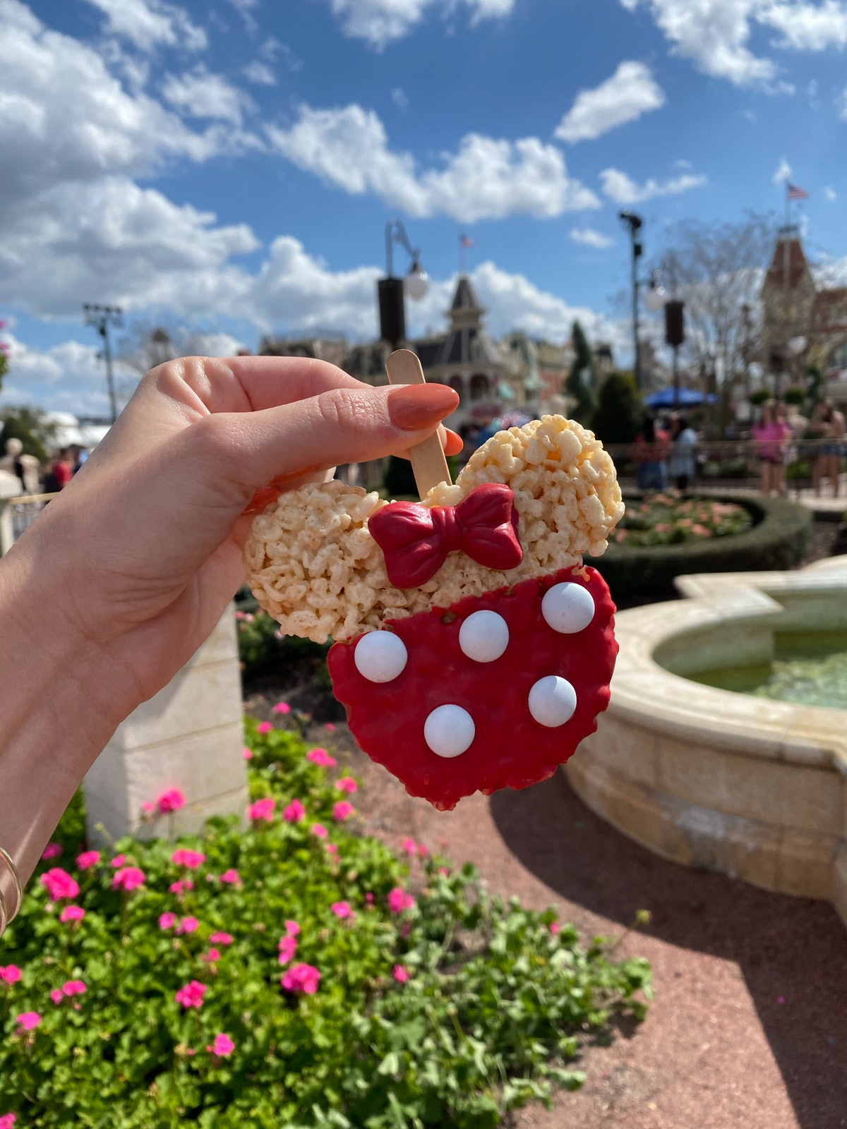 The Disney Food Blog IG account is full of so many foodie posts.