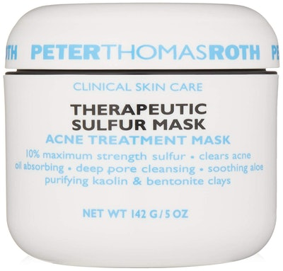 Peter Thomas Roth Therapeutic Sulfur Acne Treatment Mask