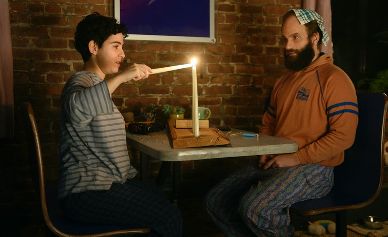 Rachel Kaly and Ben Sinclair in 'High Maintenance' Season 4