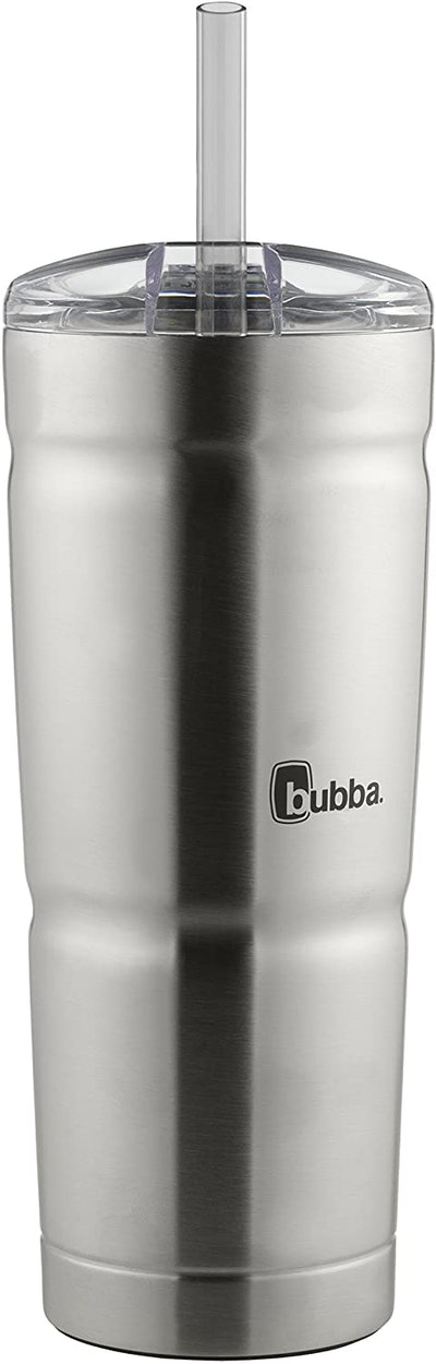 bubba Envy S Vacuum-Insulated Stainless Steel Tumbler With Straw