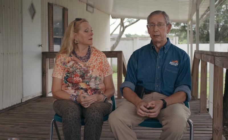 'Tiger King' Carole Baskin and Howard Baskin