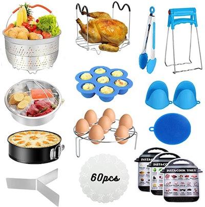 Alpacasso Accessories Kit For Instant Pots