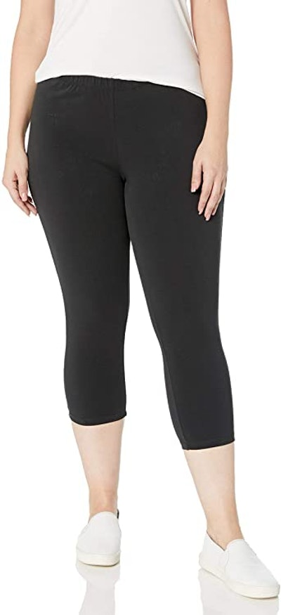 Just My Size Stretch Jersey Legging