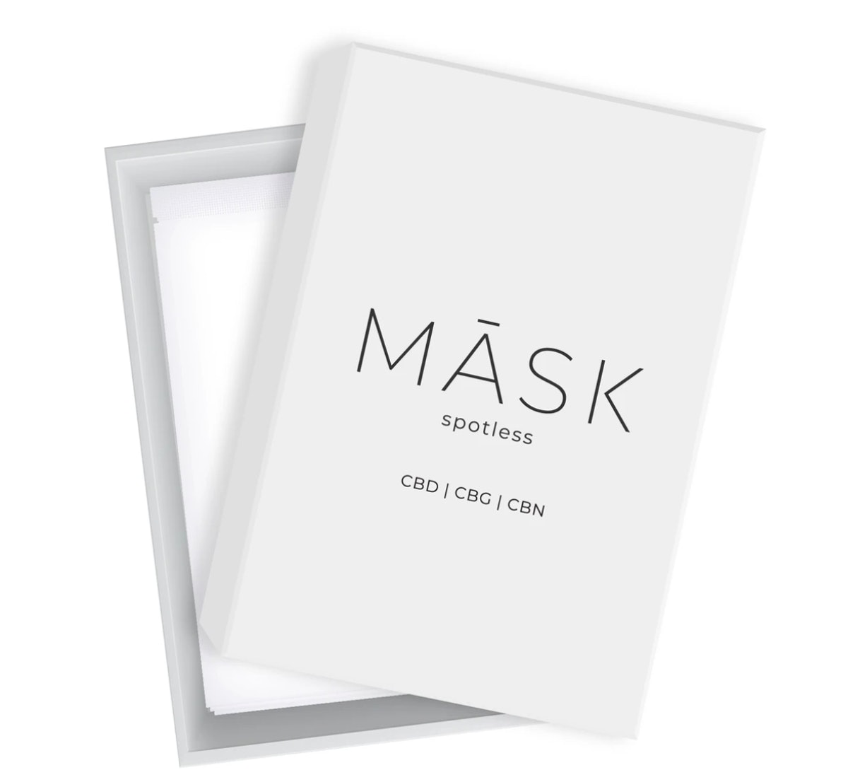 Spotless Blemishes & Oily Skin Soothing CBD Sheet Mask