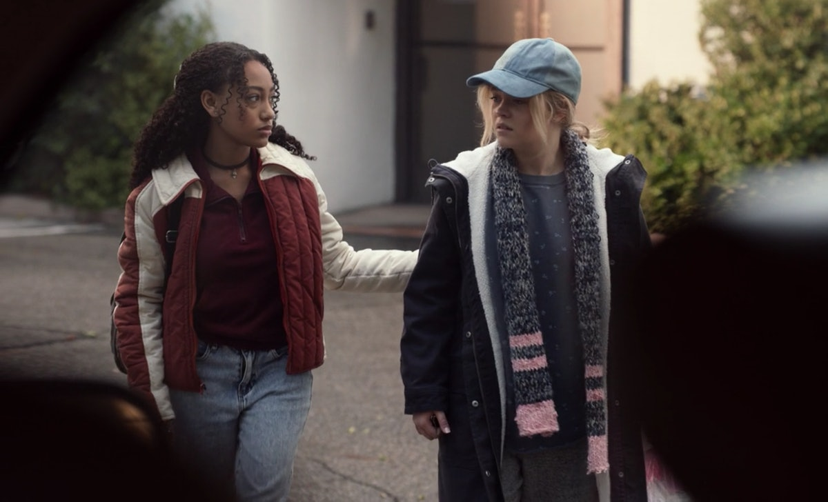 Lexie and Pearl's relationship in Hulu's 'Little Fires Everywhere' is slightly changed from the book.