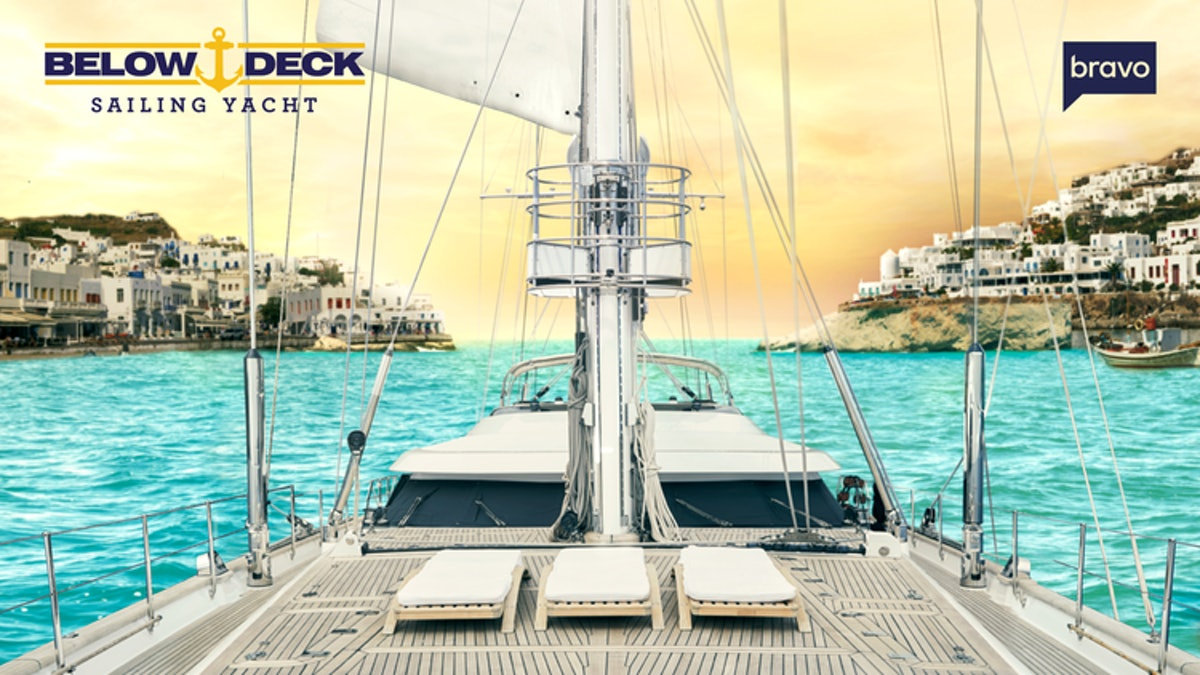 These Bravo Zoom backgrounds include nods to shows like 'Below Deck.'