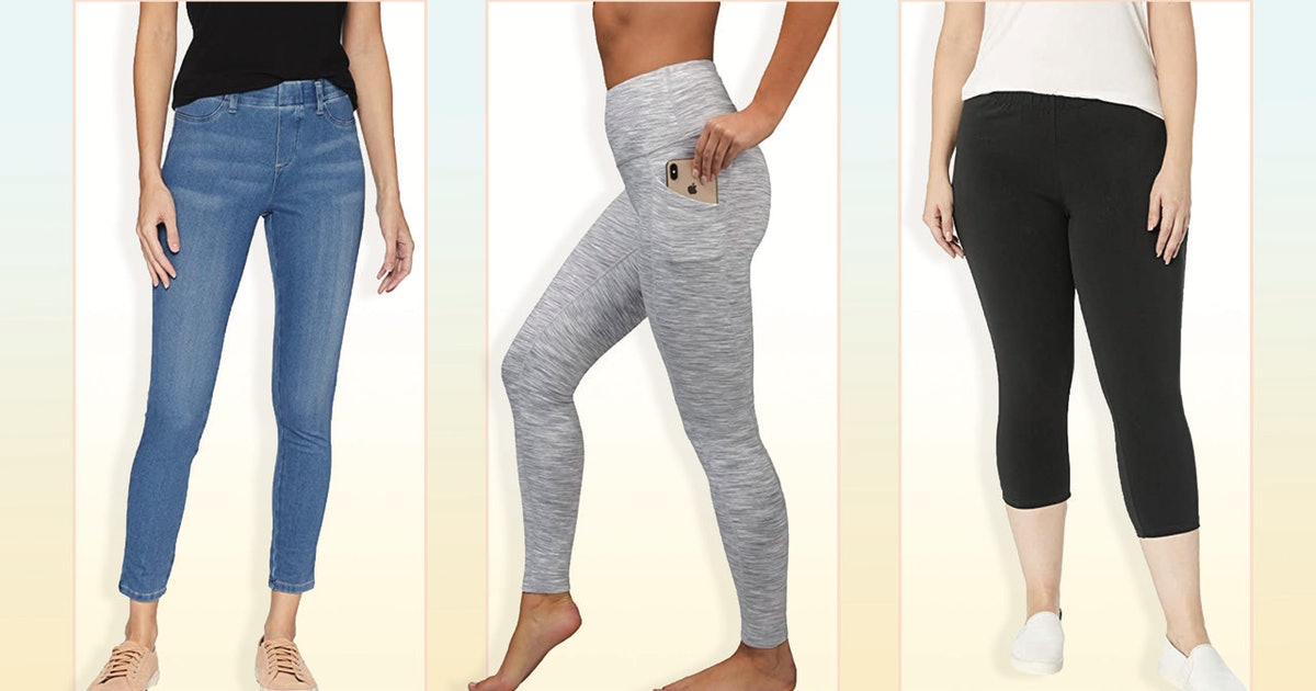 These Are The Most Comfortable Pairs Of Leggings You Can Buy On Amazon Right Now