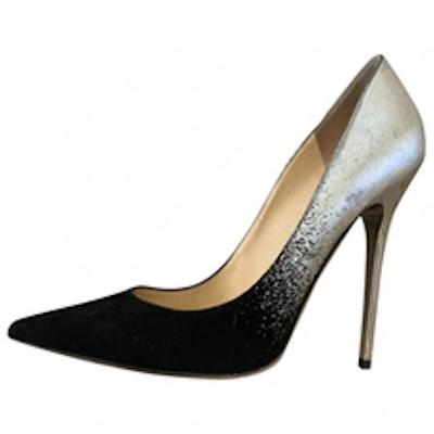 Anouk glitter heels (Size 37)