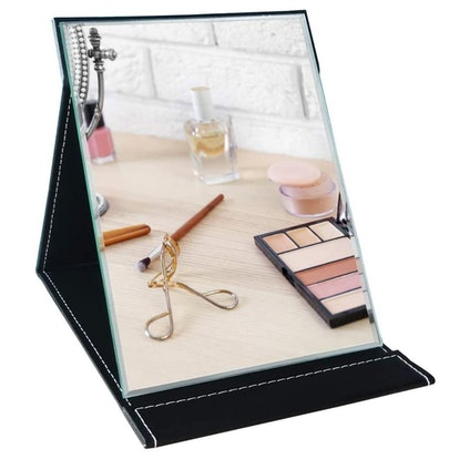 Dreamsyard Portable Folding Makeup Mirror