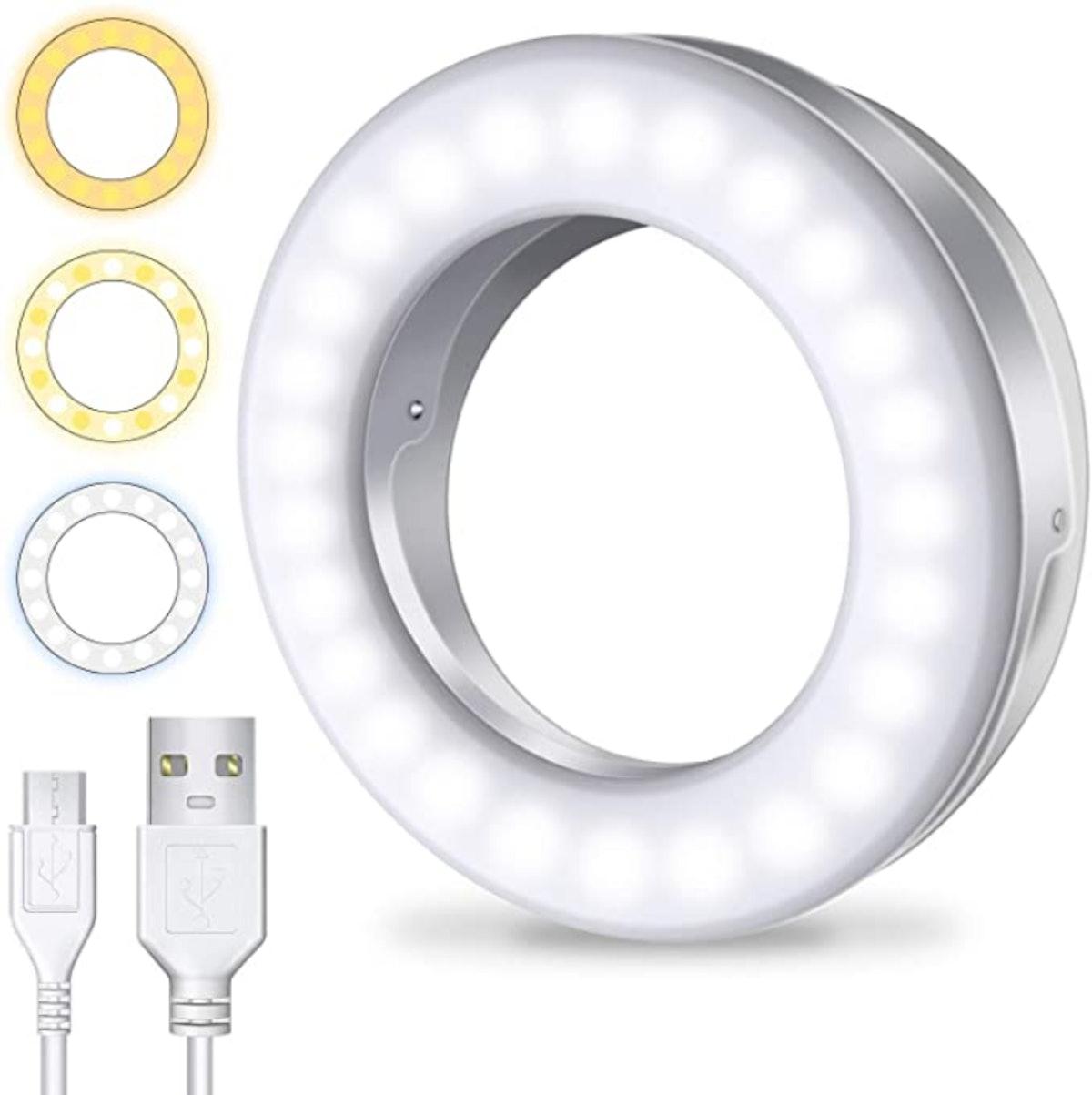 Meifigno Selfie Ring Light