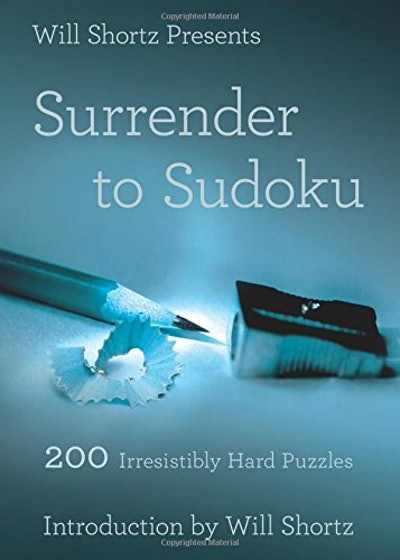 Will Shortz Presents Surrender to Sudoku