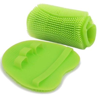 Hommiesafe Silicone Shower Glove