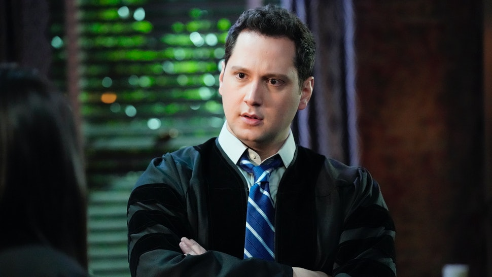 Matt McGorry as Asher Millstone in 'How to Get Away with Murder'
