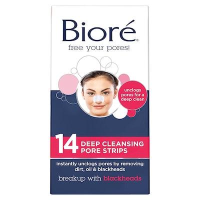 Bioré Original Deep Cleansing Pore Strips