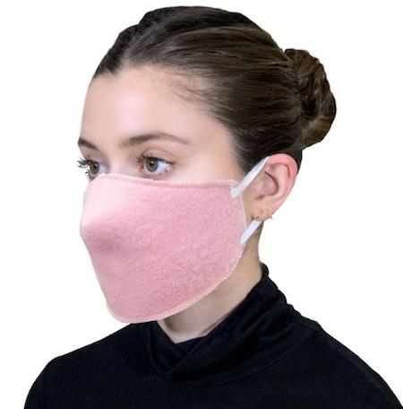 Soft Comfort Fleece Face Mask